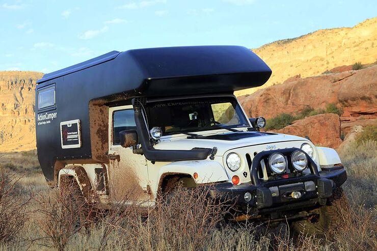 jeep wrangler unlimited actioncamper der ultimative. Black Bedroom Furniture Sets. Home Design Ideas