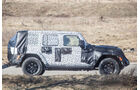 Jeep Wrangler Erlkönig
