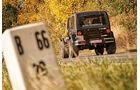 Jeep Wrangler, Heckansicht