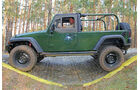 Jeep Wrangler J8 2.8 CRD AAV Taubenreuther
