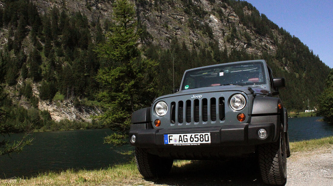 Jeep Wrangler Rubicon 10th Anniversary Edition Deutsche Version