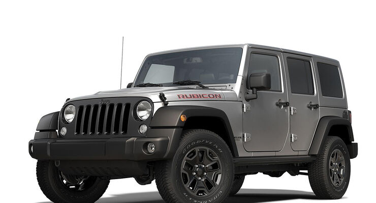 Jeep Wrangler Rubicon X Package,Front,03/2014