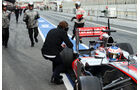 Jenson Button - Barcelona F1 Test 2013