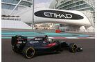 Jenson Button - McLaren - Formel 1 - GP Abu Dhabi - 25. November 2016