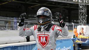 Jermome D'Ambrosio - Formel E - Berlin - 2015