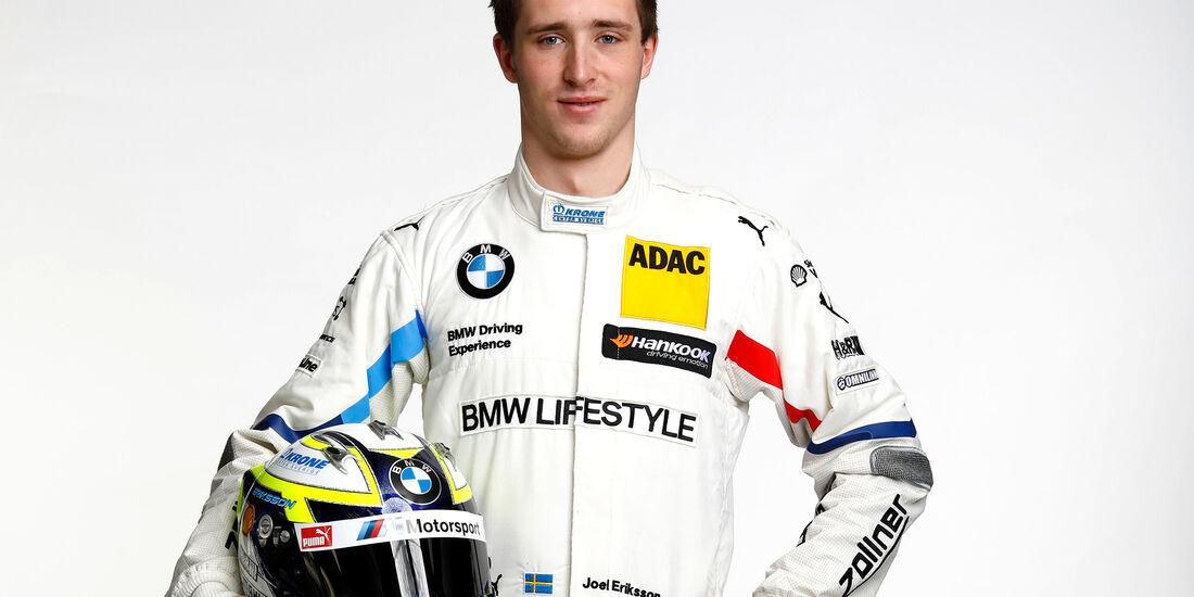 Joel Eriksson - BMW - Porträt - DTM 2018