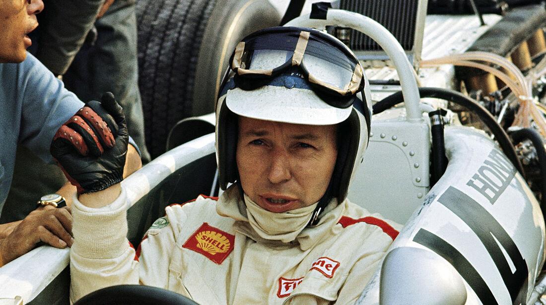 John Surtees - GP Italien 1968