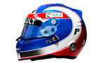 Jolyon Palmer - Formel 1 - Helm - 2016