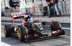 Jolyon Palmer - Lotus- Formel 1-Test - Barcelona - 20. Februar 2015
