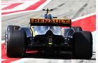Jolyon Palmer - Renault - Formel 1 - GP Bahrain - Sakhir - Training - Freitag - 14.4.2017