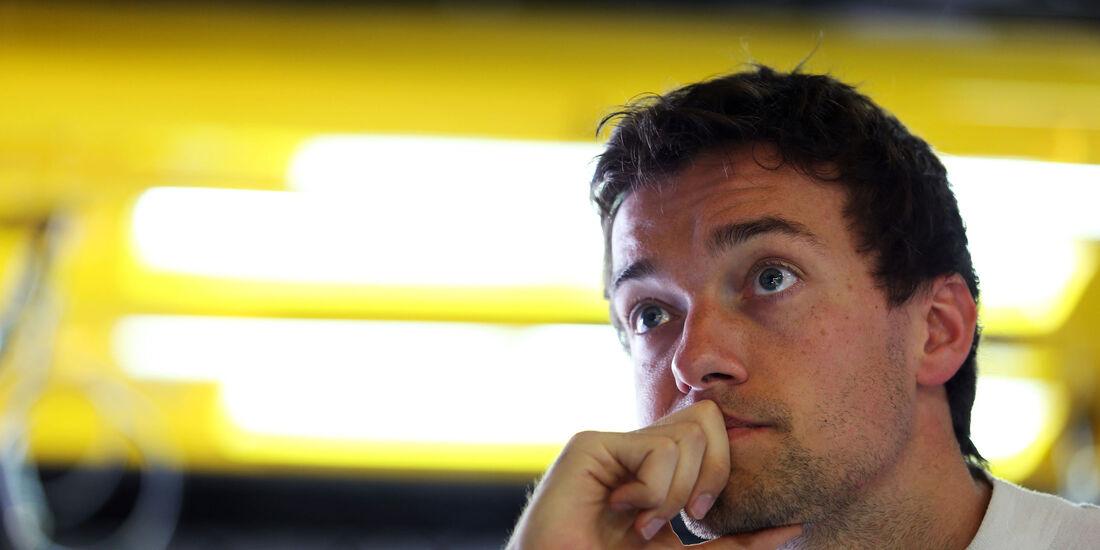 Jolyon Palmer - Renault - Formel 1 - GP Japan - Suzuka - Freitag - 7.10.2016