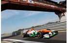 Jules Bianchi - Force India - Formel 1 - GP Korea - 12. Oktober 2012