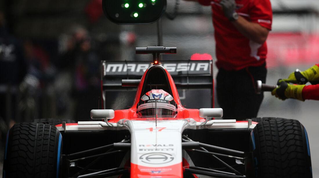 Jules Bianchi - GP China 2014