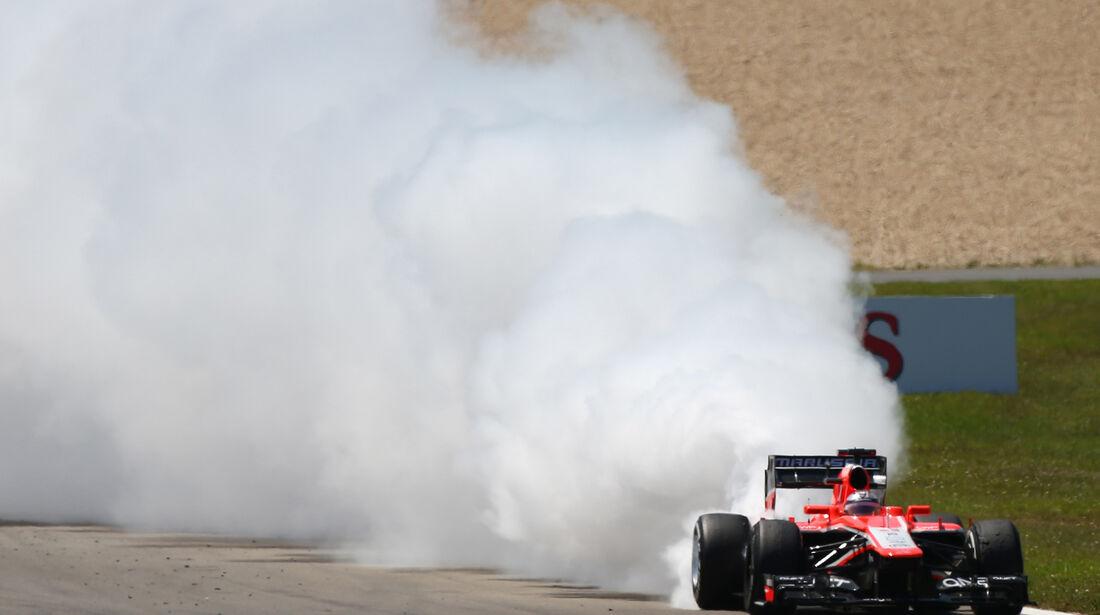 Jules Bianchi - GP Deutschland 2013