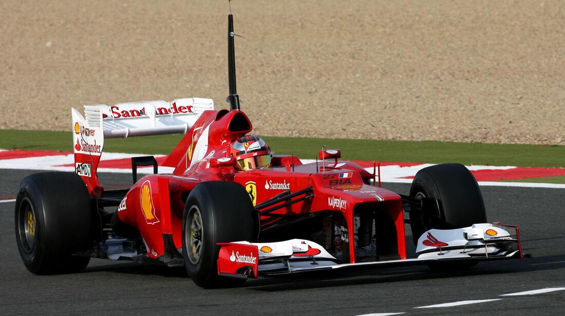 Jules Bianchi Karriere Highlights