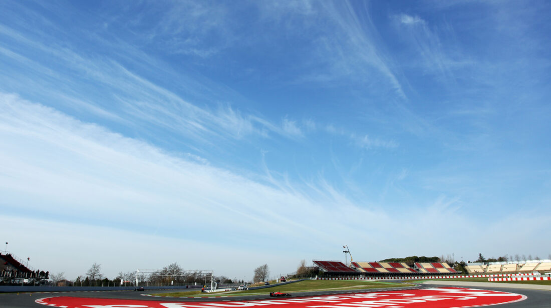 Jules Bianchi - Marussia - Formel 1 - Test - Barcelona - 3. März 2013