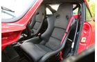 K & F-Porsche 911, Fahrersitz