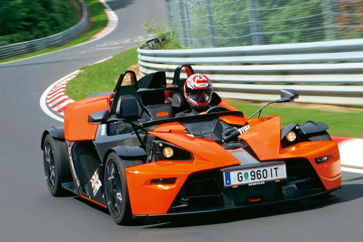 ktm x bow tests auto motor und sport. Black Bedroom Furniture Sets. Home Design Ideas