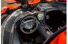 KTM X-Bow GT4, Cockpit