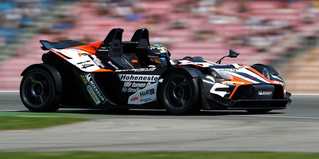 KTM X-Bow R, TunerGP 2012, High Performance Days 2012, Hockenheimring