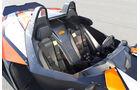 KTM X-Bow, Sitze