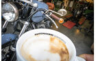 Kaffemaschine Custom Bike
