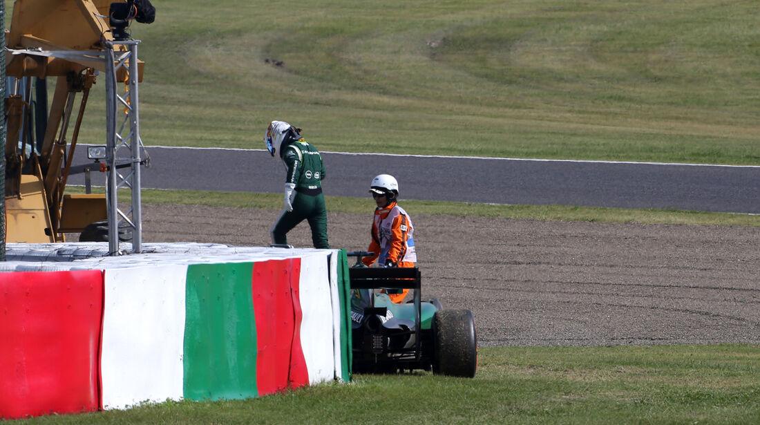 Kamui Kobayashi - Formel 1 - GP Japan 2014