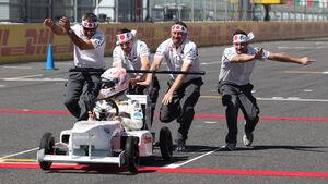 Kamui Kobayashi Sauber GP Japan 2011