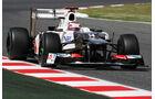 Kamui Kobayashi - Sauber - GP Spanien - 12. Mai 2012