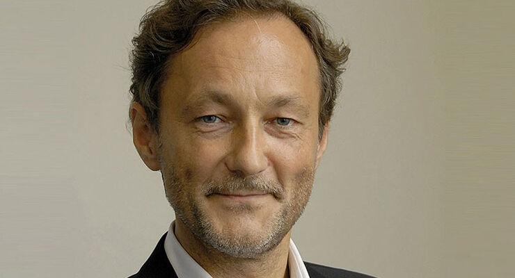 Karl Baumer, BMW Group, Leiter BMW Group Classic und BMW Welt (02/2009)