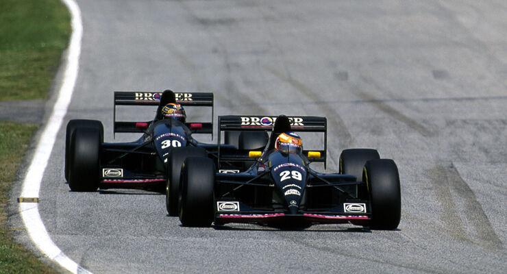 Karl Wendlinger - Formel 1 1994