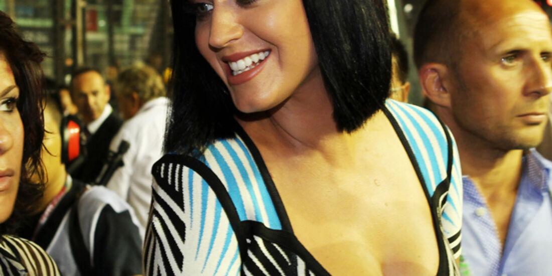 Katy Perry - GP Singapur 2012