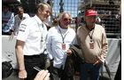Keke Rosberg - GP Monaco 2013 - VIPs & Promis