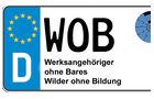 Kennzeichen-Bedeutung WOB Wolfsburg