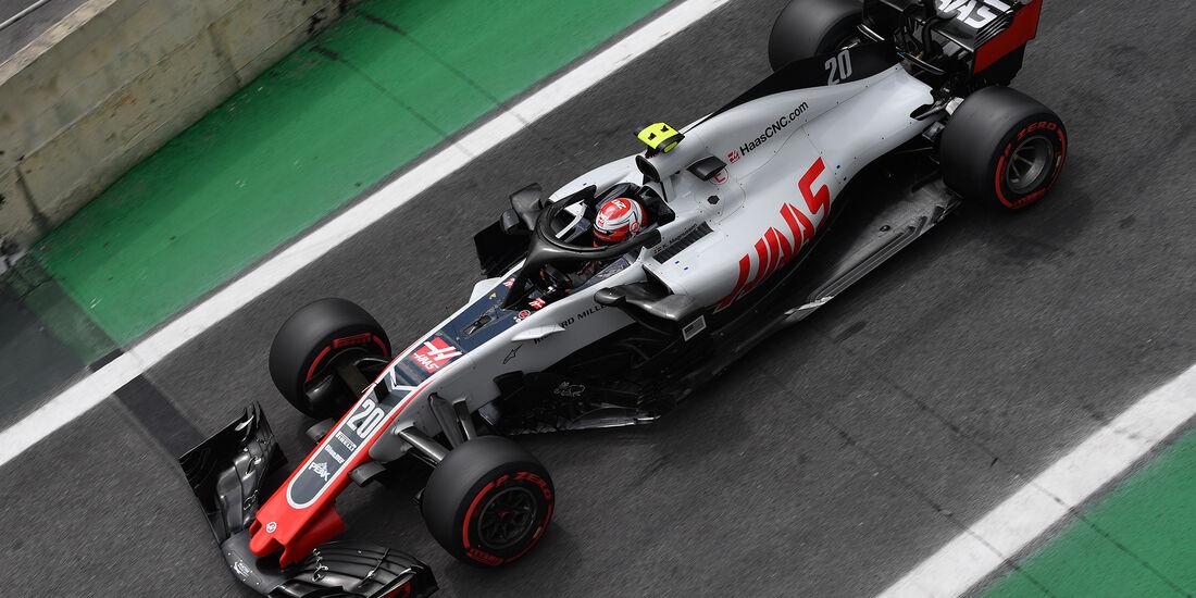 Kevin Magnussen - Formel 1 - GP Brasilien 2018