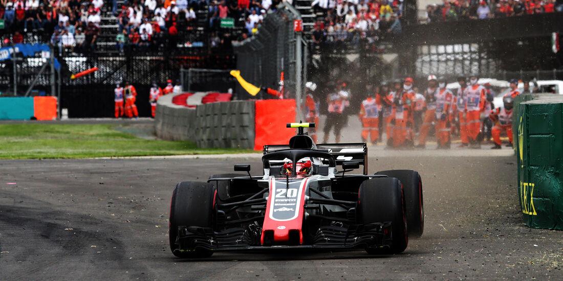 Kevin Magnussen - Formel 1 - GP Mexiko 2018