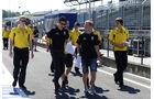 Kevin Magnussen - Renault  - Formel 1 - GP Ungarn - 21. Juli 2016