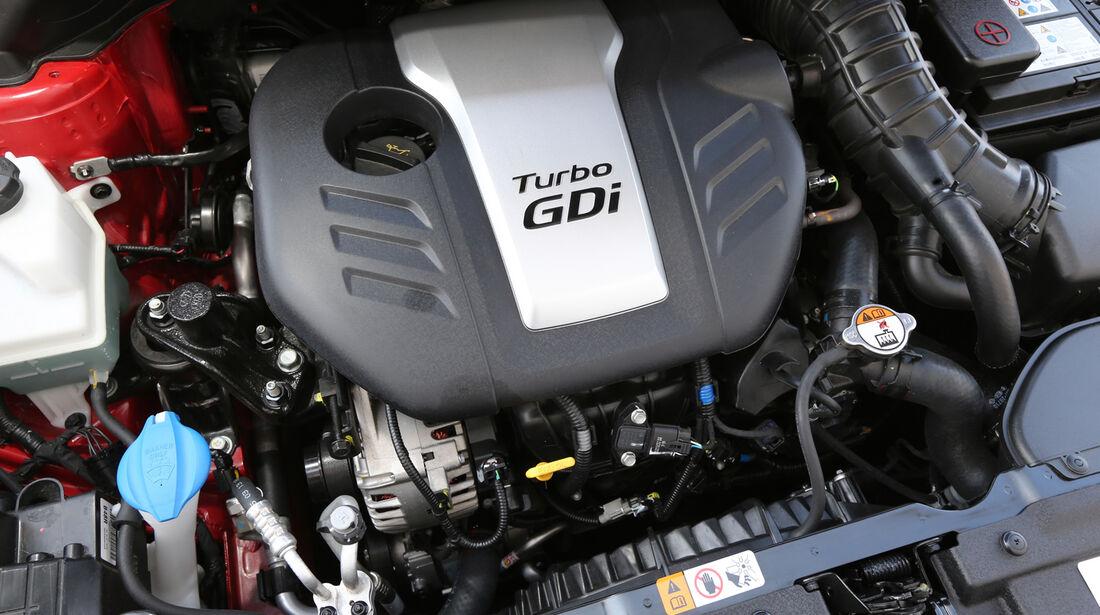 Kia Cee'd GT, Motor
