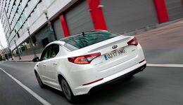 Kia Optima Hybrid Fahrbericht