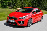 Kia Procee´d GT, Frontansicht