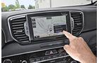 Kia Sportage 2.0 CRDi 4WD, Interieur