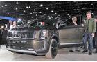 Kia Telluride Detroit Motor Show 2019