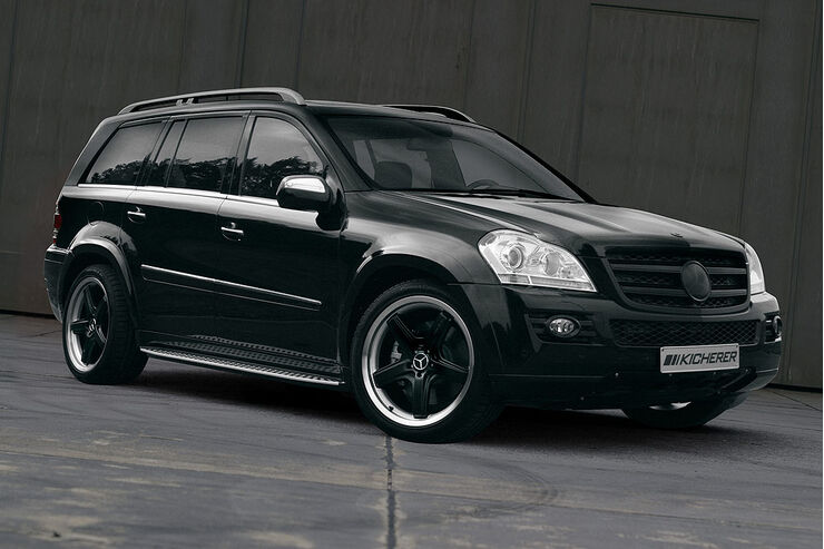 Kicherer Mercedes GL42