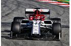Kimi Räikkönen - Alfa Romeo - Formel 1 - Test - Barcelona - 15. Mai 2019