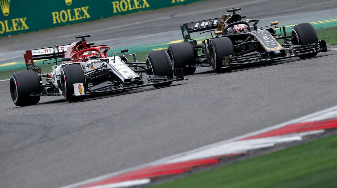 Kimi Räikkönen - Alfa-Sauber - GP China 2019 - Shanghai