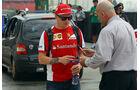 Kimi Räikkönen - Ferrari - Formel 1 - GP Brasilien- 12. November 2015