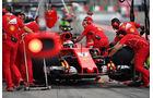 Kimi Räikkönen - Ferrari - Formel 1 - GP Japan - Suzuka - 6. Oktober 2017