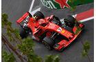 Kimi Räikkönen - Ferrari - GP Aserbaidschan 2018 - Baku - Rennen