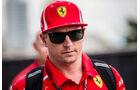 Kimi Räikkönen - Ferrari - GP Brasilien - Interlagos - Formel 1 - Freitag - 9.11.2018