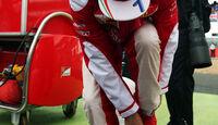 Kimi Räikkönen - Ferrari - GP England 2016 - Silverstone - Rennen